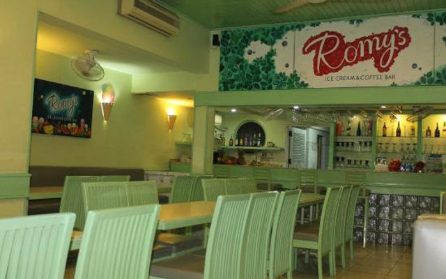 Romy's Italian Ice Cream - Vinpearl Land