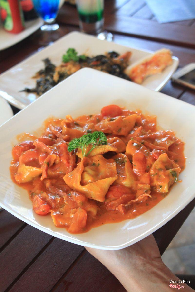 Tortelli (Hoành Thánh kiểu Ý) 130.000đ