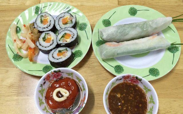 Hội Quán - Bún Đậu Mắm Tôm & Kimbap