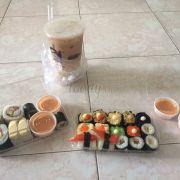 """Sushi khi đem về nhà :"""">"""