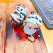 sushi đắp lươn nhật