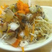 Salad hải sản 25k