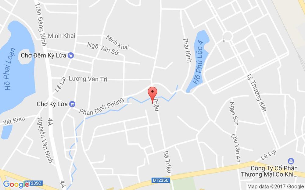 Vị trí bản đồ Áp Chao Xuân Sửu Lạng Sơn ở Lạng Sơn