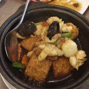 海鮮豆腐煲