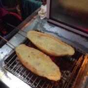 Bánh mỳ nướng mật