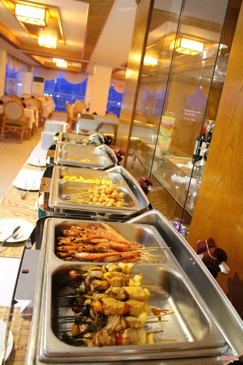 Paradise Restaurant Green World Hotel Nha Trang ở Tp Nha Trang