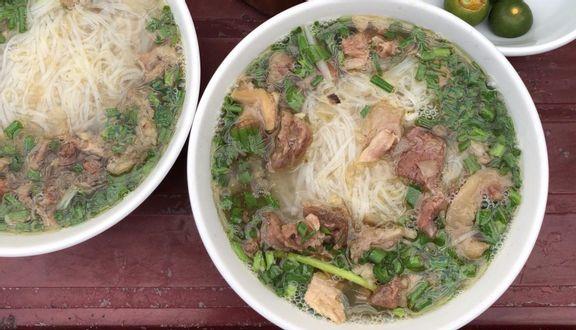 Bánh Đa Bò Nhừ - Ngõ Đồng Tâm