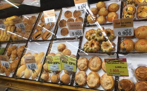 Bánh mì bán cả ngày