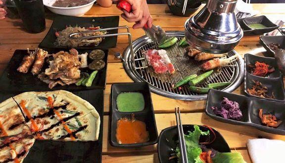 Ẩm Thực Vườn Nướng Hàn Quốc