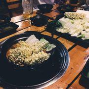 Lẩu kim chi Vườn Nướng Hàn Quốc
