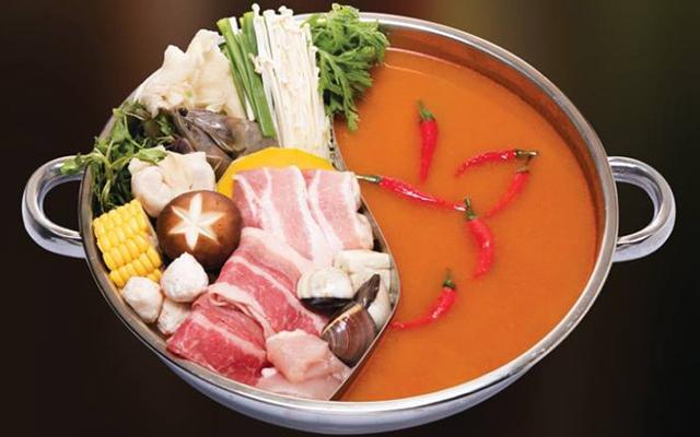 Nabe King - Buffet Sushi & Lẩu - Aeon Mall Bình Dương