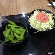 Salat cá ngừ và đậu lông