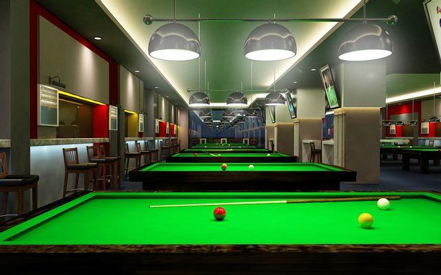 Tk Billiards Club
