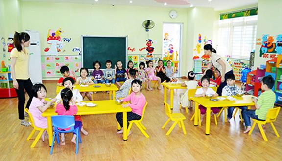 Trường Mầm Non Ngôi Sao Tuổi Thơ