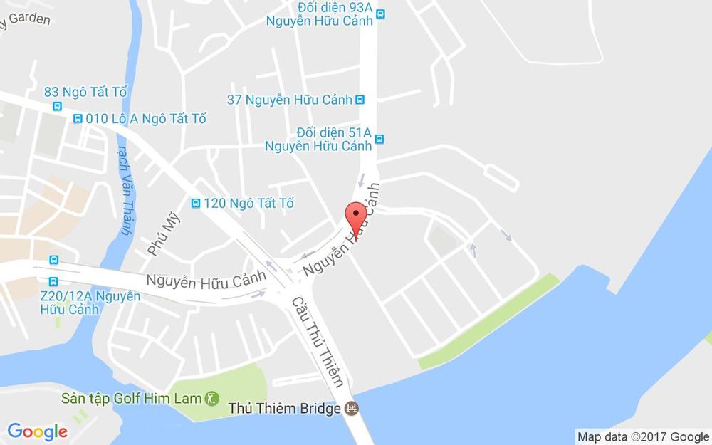 Vị trí bản đồ Tầng 1, 17T7 KĐT Trung Hòa Nhân Chính Quận Thanh Xuân Hà Nội