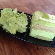 Matcha kyoto cake 28000
