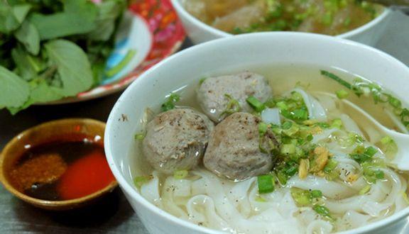 Hủ Tíu Bò Viên - Nguyễn Chí Thanh