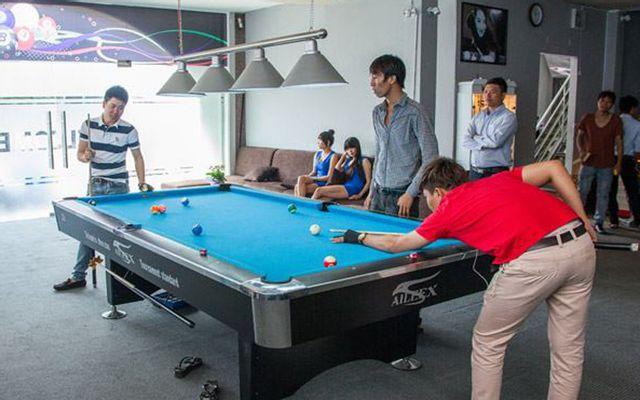 Thành Long Billiards