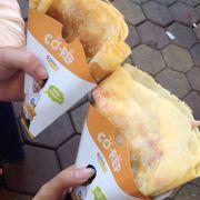 Crepe vừa rẻ vừa ngon vừa thơm,ăn bn lần chưa chán))))