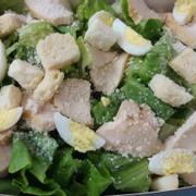 Salad Chicken caesar 55k