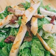 Salad gà xé