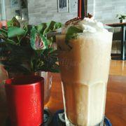 Ginger Coffee lần đầu tiên uống thấy rất ngon mùi gừng với mùi cafe rất thơm. Thích lắm cơ