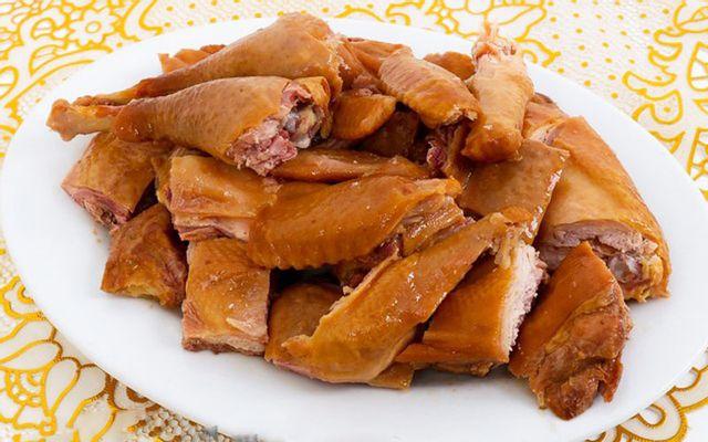 Thịt Gà Xông Khói - Shop Online