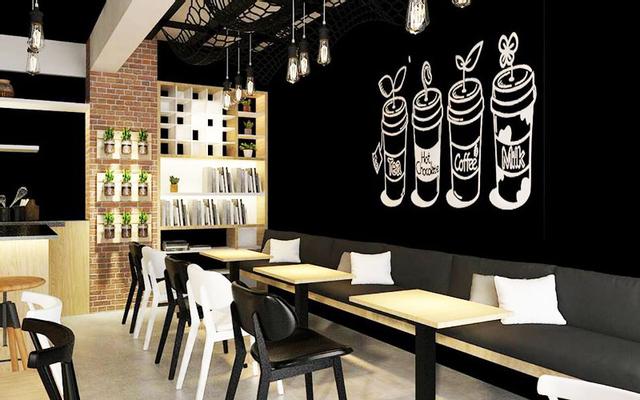 Máy Cafe - 24h - Điện Biên Phủ