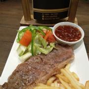 Miếng thịt bò New Zealand to và ngon mềm mà có 129k ah