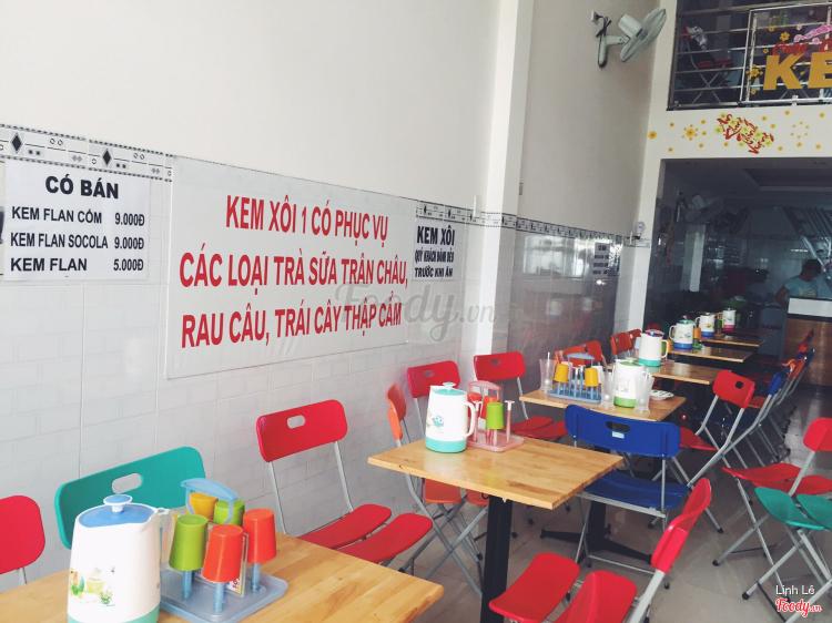 Kem Xôi Thanh Hằng ở Khánh Hoà