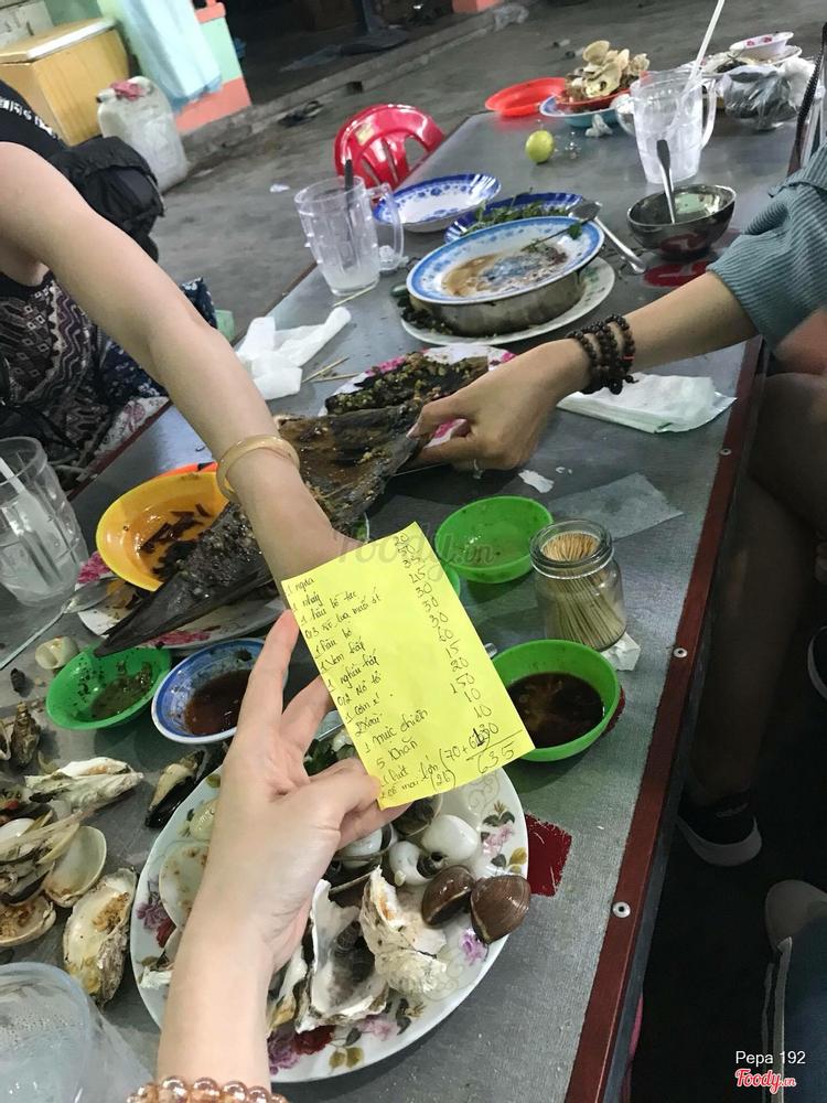 Ốc Mỹ - Lương Sơn ở Khánh Hoà