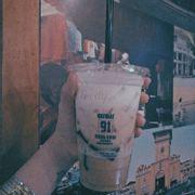 Trà sữa ô lông