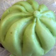 Bánh bao trà xanh