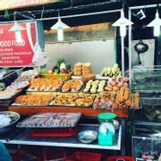Hải sản tại chợ đêm Dinh Cậu