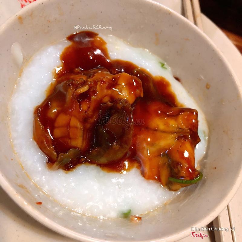 Cháo ếch Singapore
