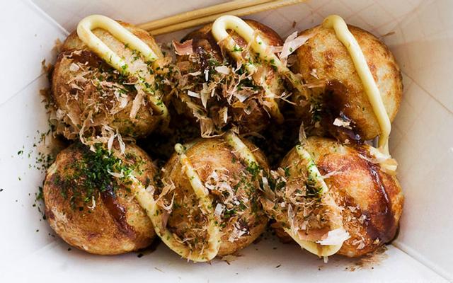 Bánh Bạch Tuộc Minh Đạt - Nguyễn Thượng Hiền