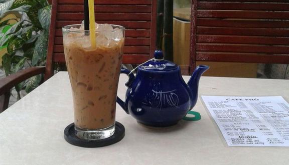Phố Cafe - Lê Bình