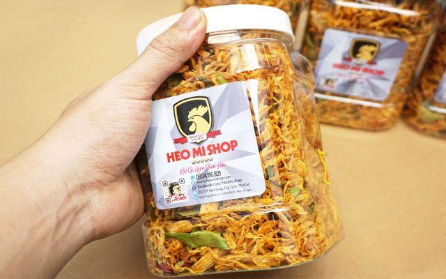 Khô Gà & Khô Heo Heo Mi - Shop Online - Huỳnh Văn Bánh