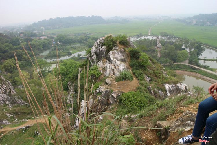 Chùa Trầm ở Hà Nội