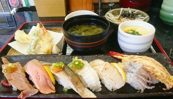 Ngố Sushi