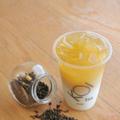 Honey Green Tea Latte (M)