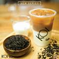 Honey Black Tea Latte (M)