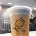 Green tea macchiato - Lục trà macchiato (M)