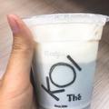 Sữa tươi sương sáo (M)