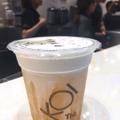 Green tea macchiato - Lục trà macchiato (S)