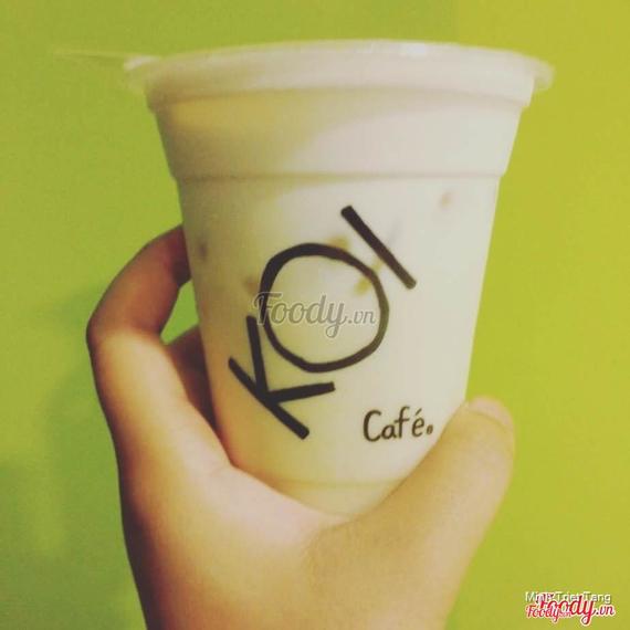Lục trà sữa (S)