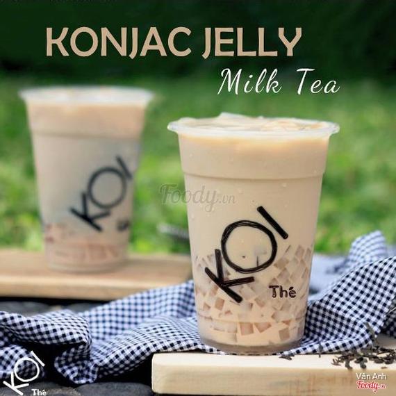 Trà sữa Konjac (M)