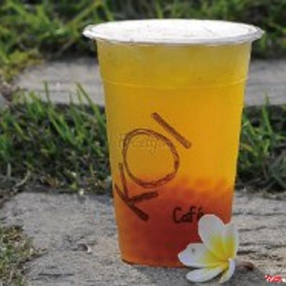 Lục trà trân châu (M)