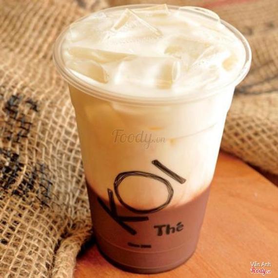 Ovaltine Latte (M)
