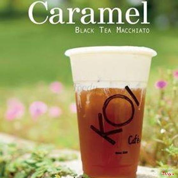 Caramel macchiato - Trà caramel macchiato (M)